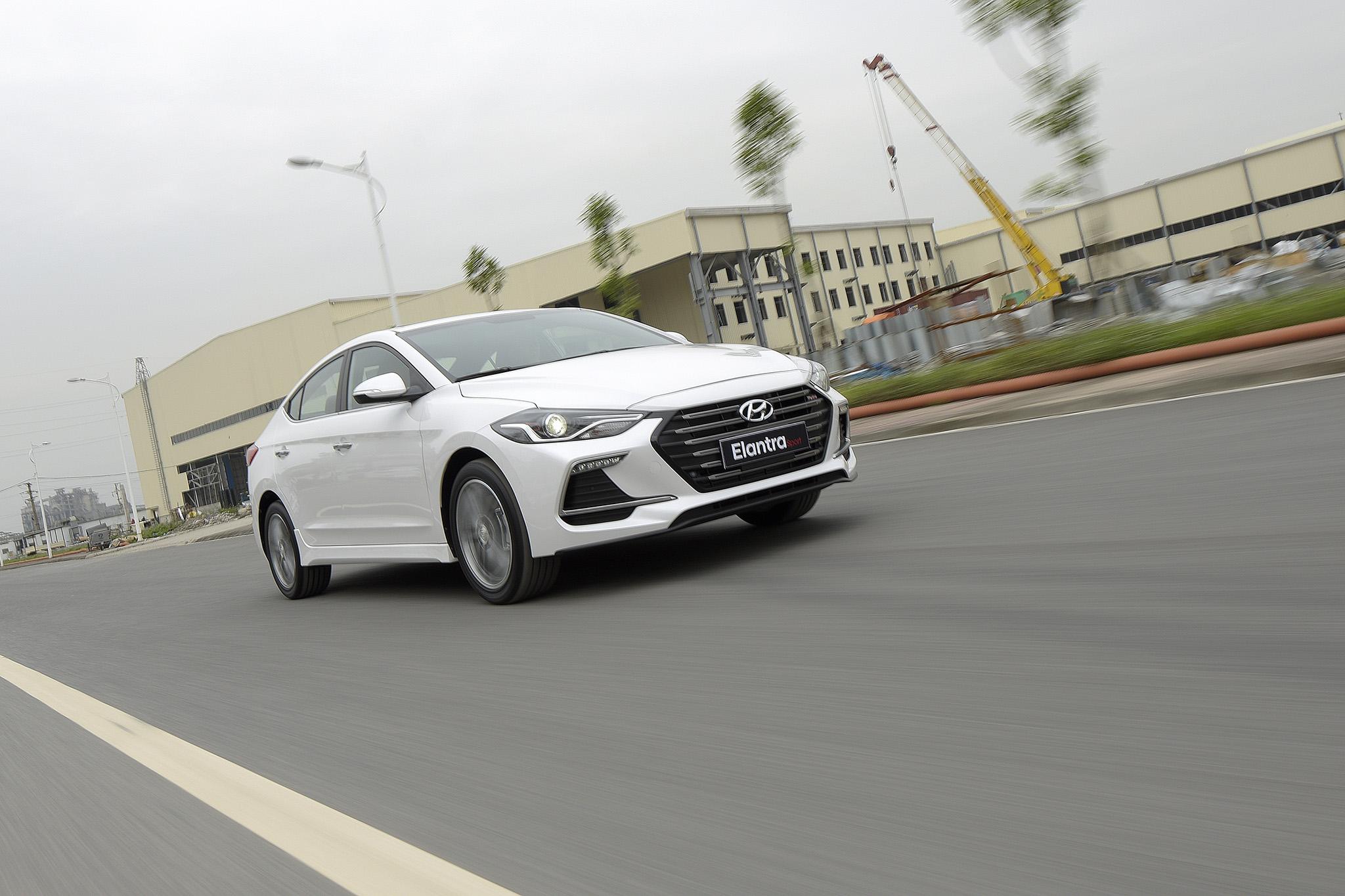Hyundai Long Biên - Hyundai Elantra Sport - thi trường Việt Nam