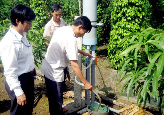 Hiệu quả sử dụng hệ thống tưới nước nhỏ giọt cho cây tiêu 3