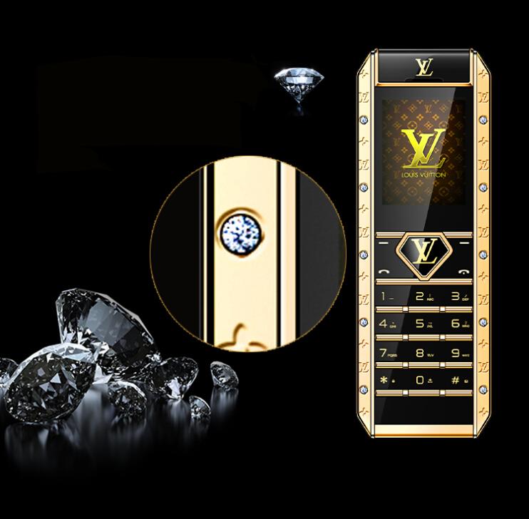 Điện thoại Louis Vuitton Lv V12 sang trọng lịch lãm