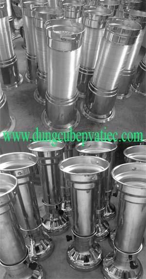 cung cấp ống hút khói tại bàn, phân phối ống thoát khói tại bàn, bán ống hút khói kiểu hàn quốc, bán ống hút khói kiểu nhật