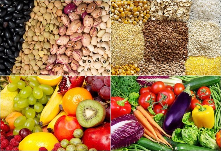 thực phẩm nên dùng trong mùa nắng nóng