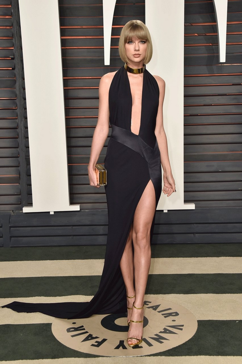 Taylor Swift diện giày Giuseppe Zanotti