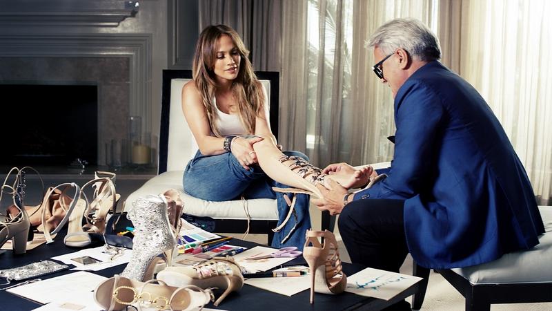Jennifer Lopez và Giuseppe Zanotti