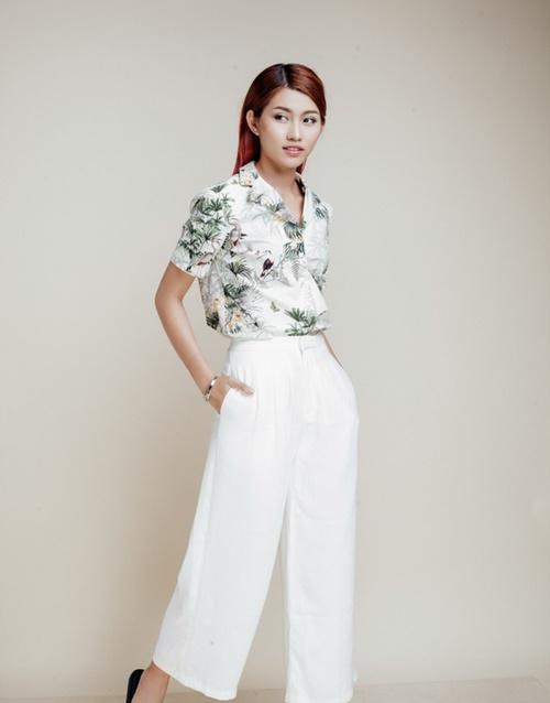 Quần culottes mặc với áo gì hợp mốt nhất 10