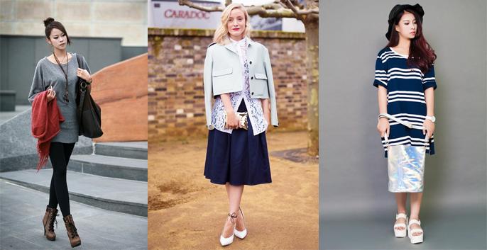 7 món đồ thời trang mà chân ngắn nên tránh - 1