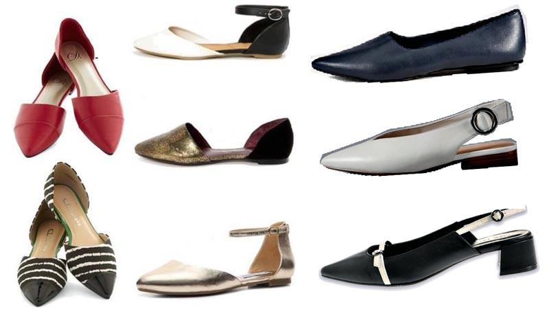 5 mẫu giày đẹp mà quý cô nào cũng nên có 4