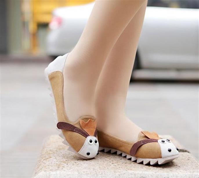 giày búp bê xinh xắn - thời trang duy nguyệt