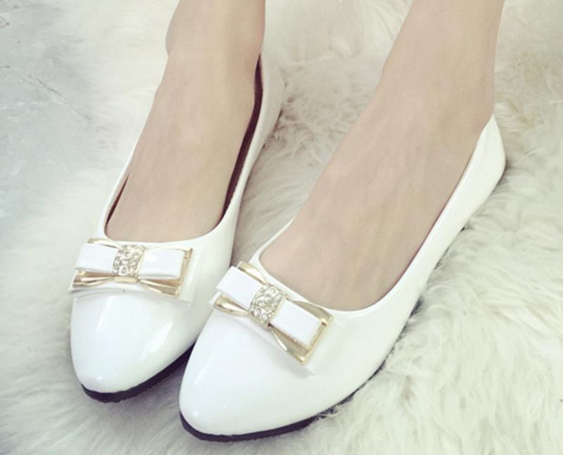 giày búp bê dễ thương 01