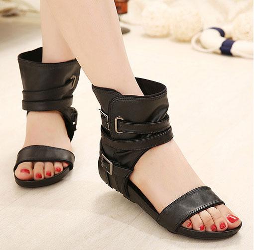 giày sandal nữ chiến binh cực bụi 01