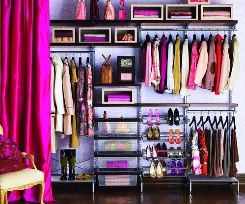 5 lý do sắp xếp tủ đồ của bạn 2