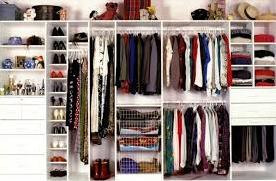 5 lý do sắp xếp tủ đồ của bạn