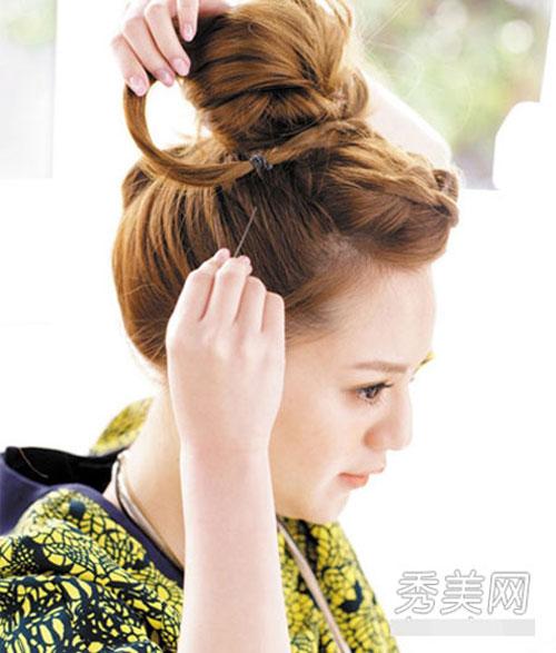 những kiểu tóc thắt bím đẹp 12