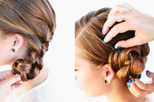 những kiểu tóc thắt bím đẹp 15