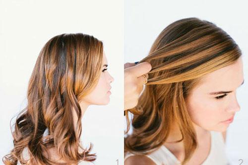 những kiểu tóc thắt bím đẹp 17