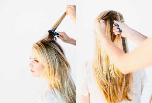 những kiểu tóc thắt bím đẹp 2