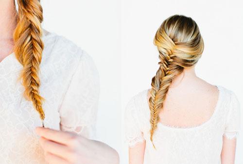 những kiểu tóc thắt bím đẹp 6