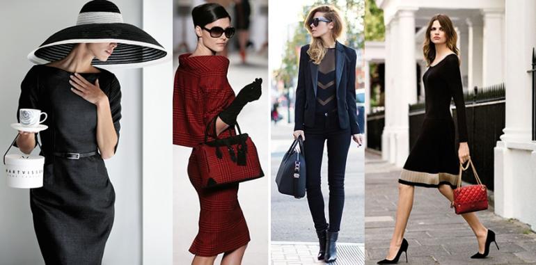 các phong cách thời thời trang cơ bản 2