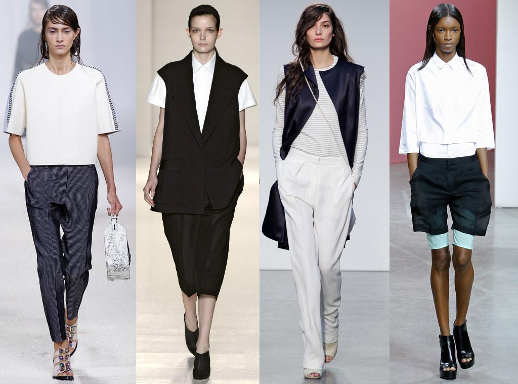 các phong cách thời thời trang cơ bản 9