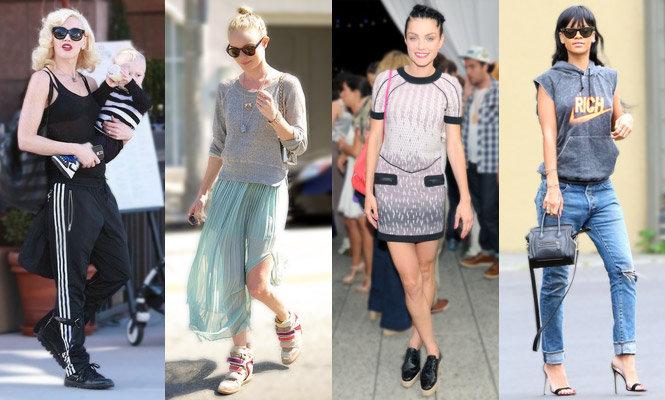 các phong cách thời thời trang cơ bản 18