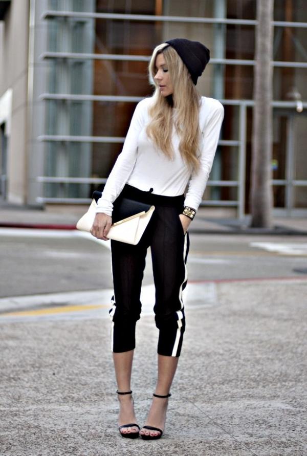 các phong cách thời thời trang cơ bản 21