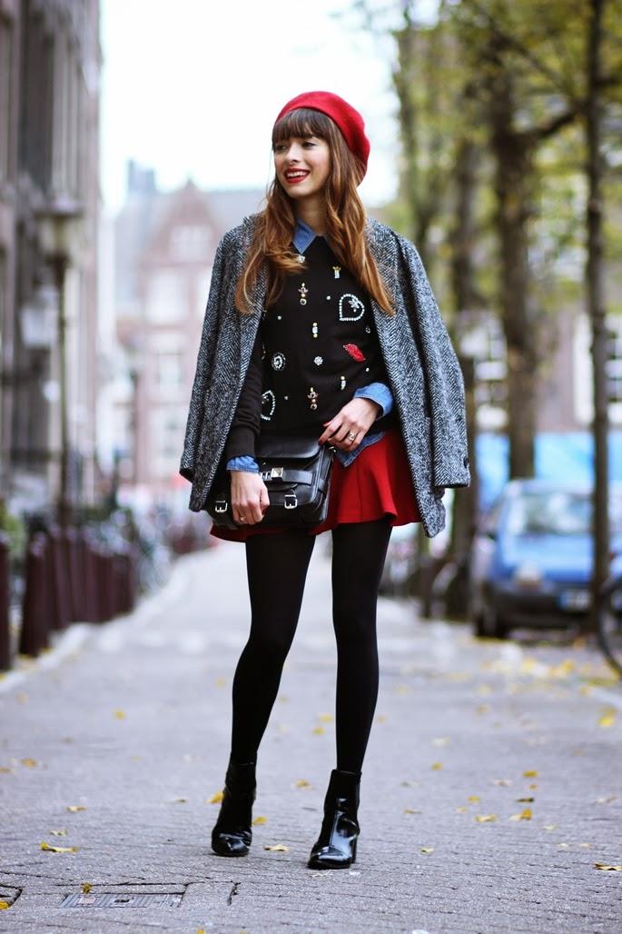 các phong cách thời thời trang cơ bản 26