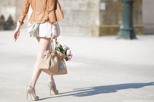 giày cao gót phong cách thời trang cho người gầy