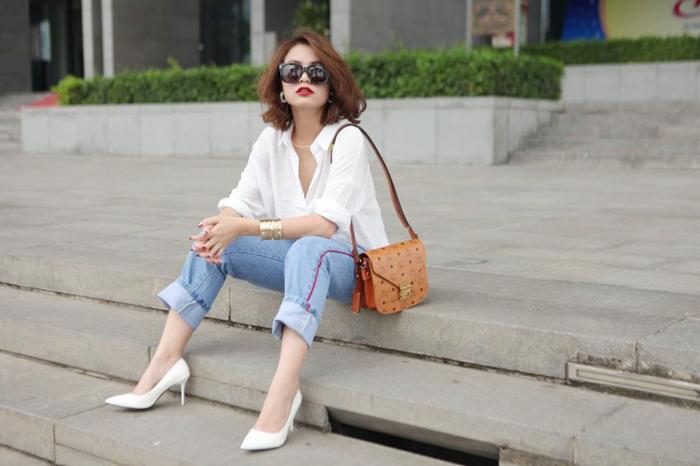 Phong cách tối giản thời trang 10