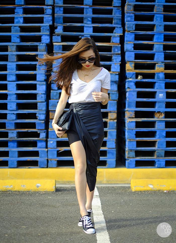 Phong cách tối giản thời trang 2