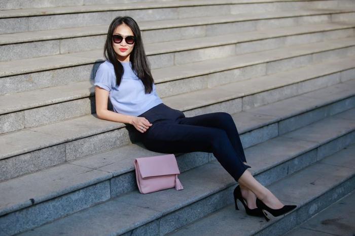 Phong cách tối giản thời trang 9