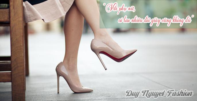 shop giày nữ xuất khẩu cao câp đẹp hcm 1