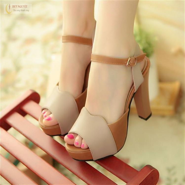 shop giày nữ xuất khẩu cao câp đẹp hcm 2