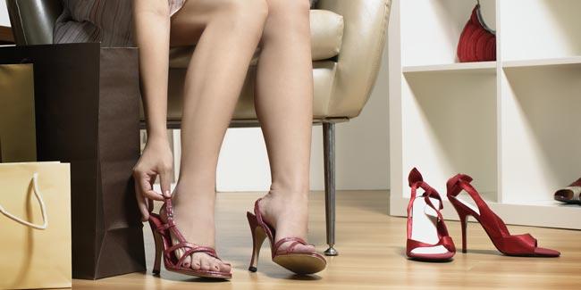 7 tip giúp bạn mua được giày cao gót quyến rũ và vừa vặn 2