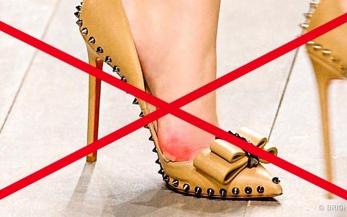 7 tip giúp bạn mua được giày cao gót quyến rũ và vừa vặn
