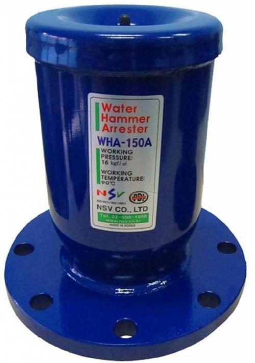Van búa nước WHA-150A DN80
