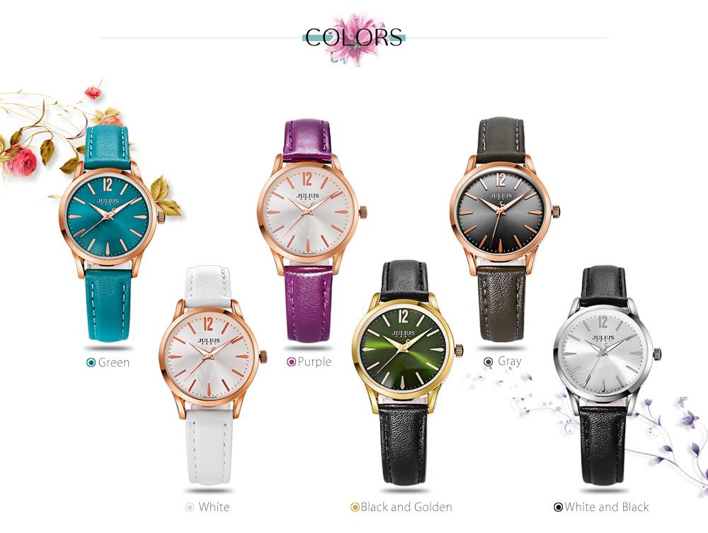 đồng hồ nữ julius ja-983