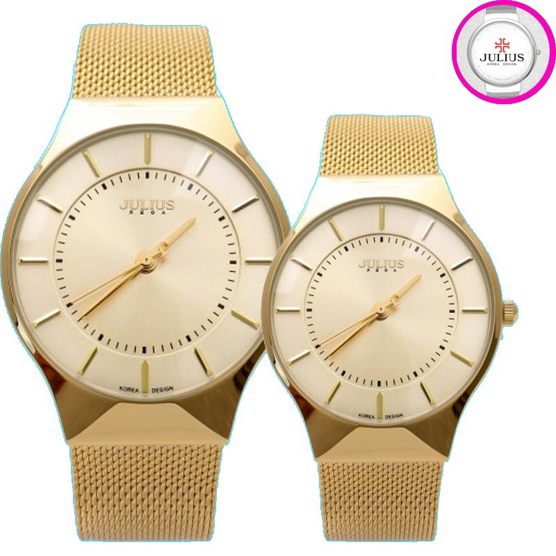 Đồng hồ đôi Julius Ja577