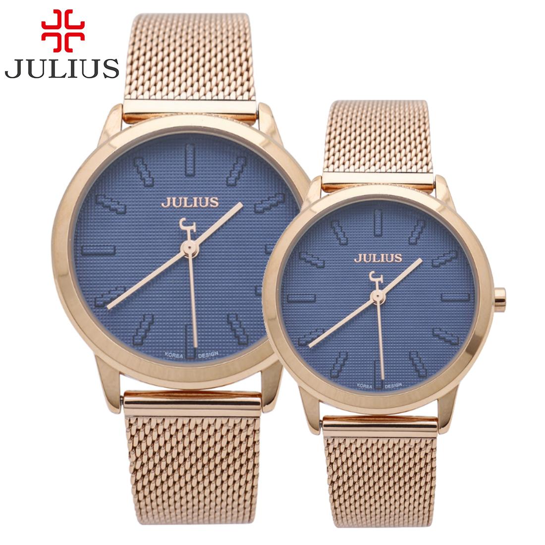 Đồng hồ cặp julius ja-982