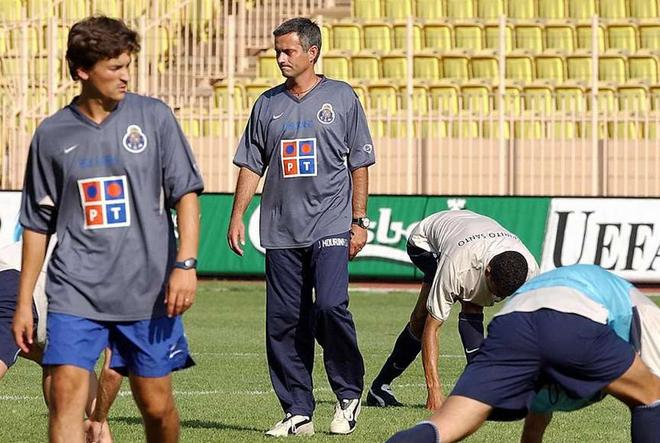 21 danh hiệu của Jose Mourinho