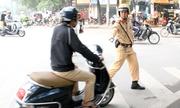 Có bị phạt khi cho người không bằng lái mượn xe?
