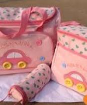 Bộ sản phẩm túi đeo dành cho mẹ và bé