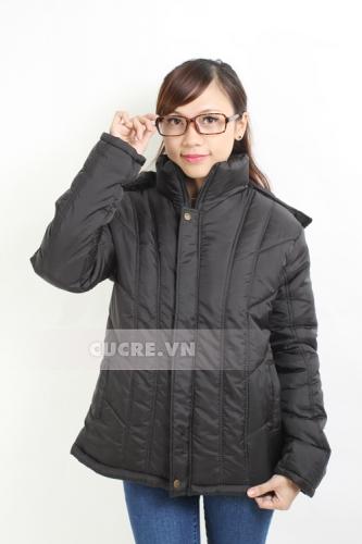 Áo phao siêu nhẹ hàng Việt Nam xuất khẩu có mũ