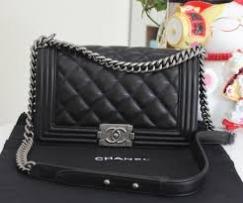 Túi xách Chanel Boy F1
