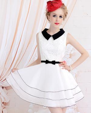 Váy nữ dự tiệc xinh xắn Fushi - VF012