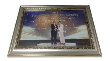 Hãng Daikin trao giải Exellent Dealer Award