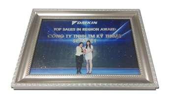 Top Sales in Region Award trao cho Sen Việt