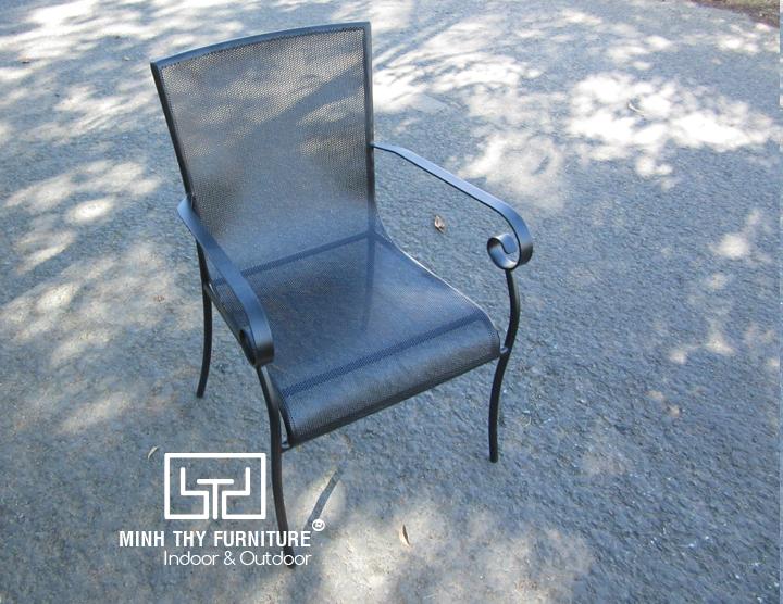 Bàn ghế sắt đẹp cafe sân vườn Nội thất Minh Thy