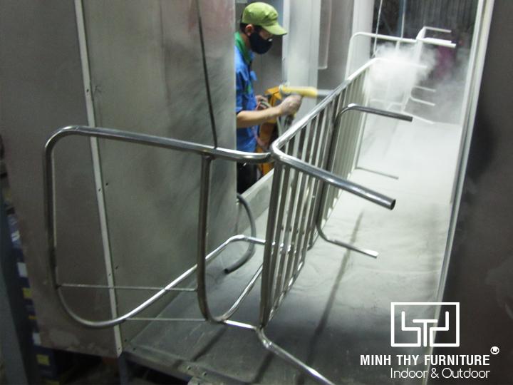 Nội Thất Minh Thy sản xấ ghế hồ bơi mây nhựa MT4A58