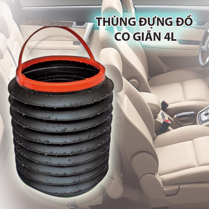thùng đựng đồ 4l trên ô tô 11