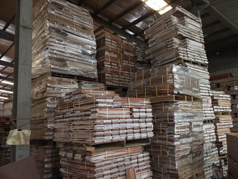 Nhà máy chế biến sàn gỗ tự nhiên Hưng Thịnh