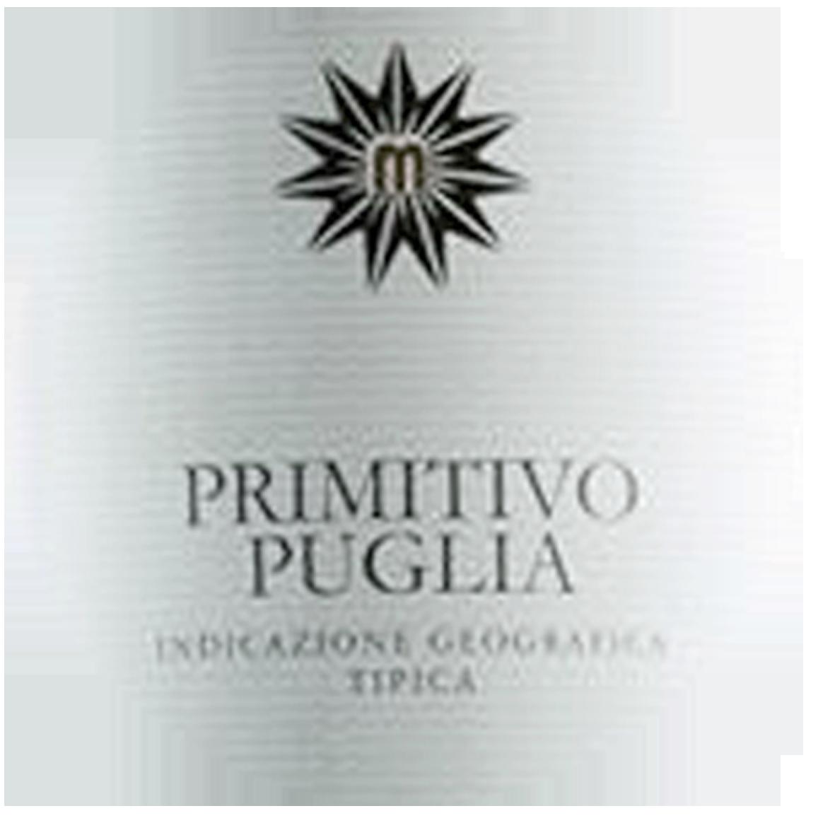 rượu vang primitivo puglia